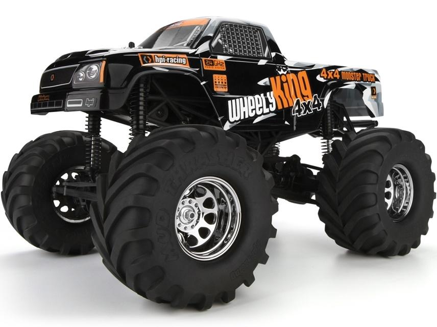 Wheely king - 001