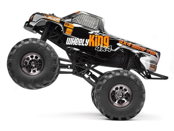 Wheely king – 002