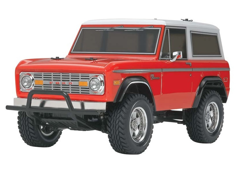 Tamiya Ford Bronco 1973 – 000