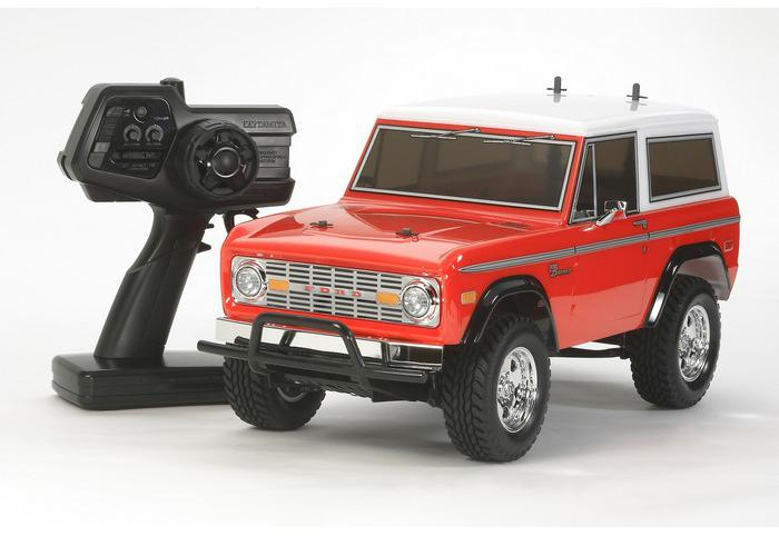 Tamiya Ford Bronco 1973 – 001