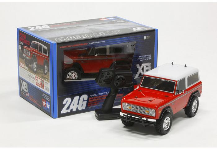 Tamiya Ford Bronco 1973 – 003