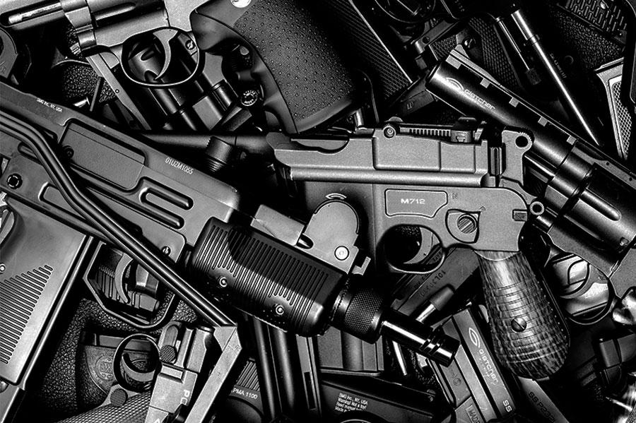 Пневматические пистолеты Gletcher