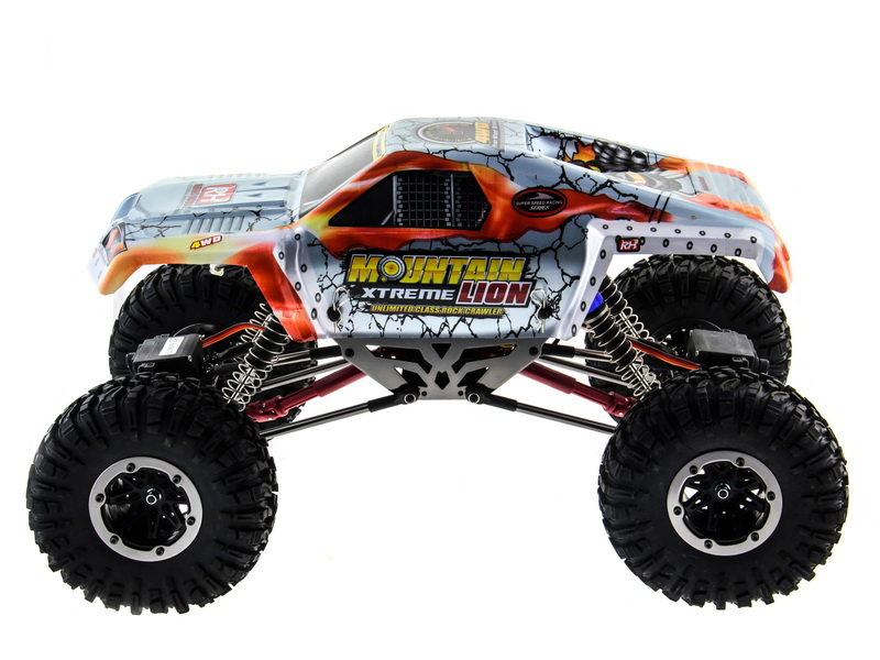 remo hobby lion – 002
