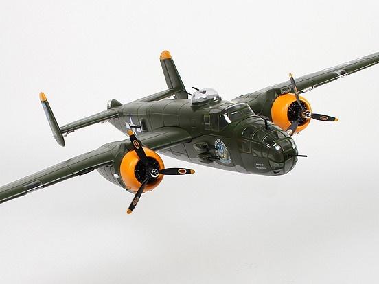 B-25 Mitchell bomber - 001