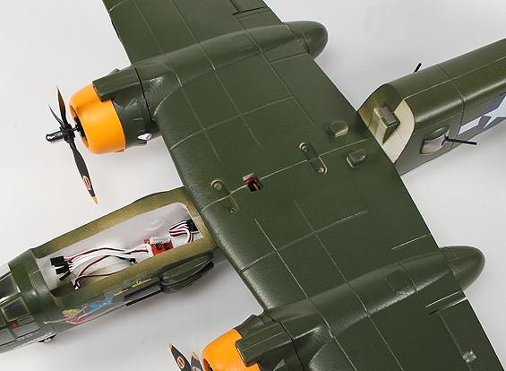 B-25 Mitchell bomber – 002