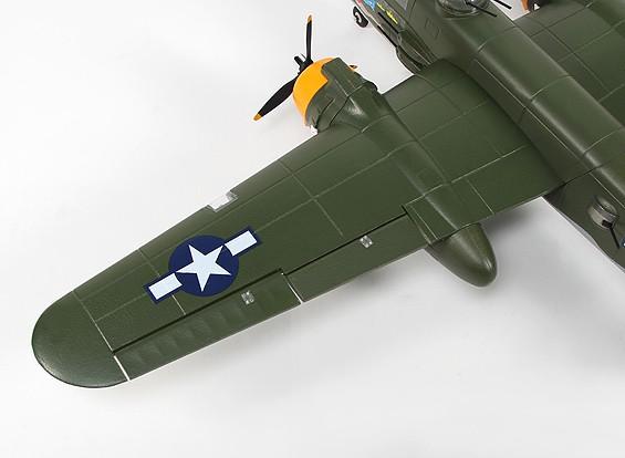 B-25 Mitchell bomber – 004