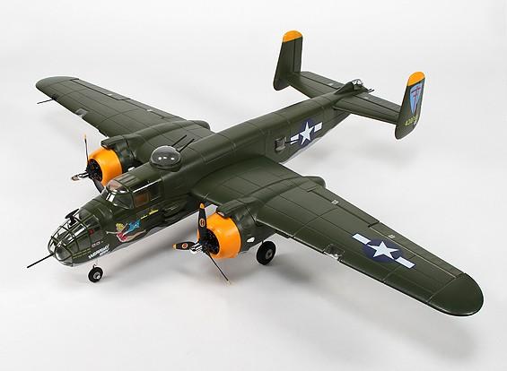 B-25 Mitchell bomber – 006