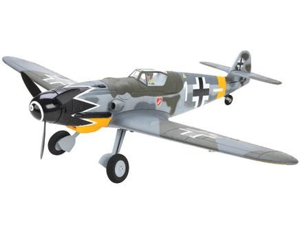 Messerschmitt Bf-109G - 001