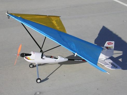 kyosho hang glider – 001