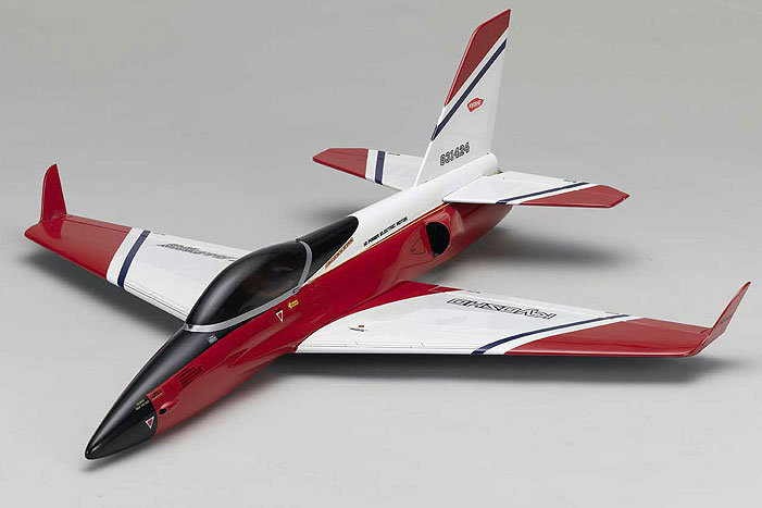 kyosho jet illusion – 001