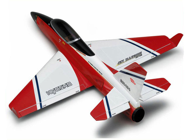 kyosho jet illusion - 002