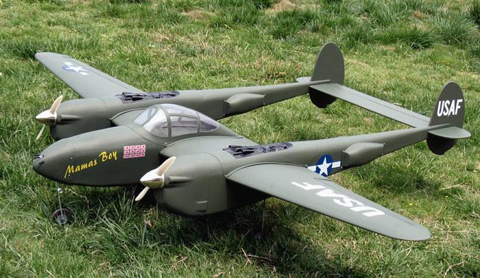 P-38 – 001