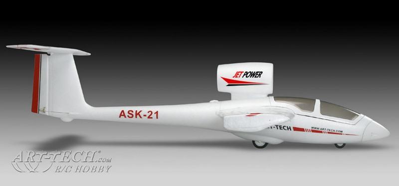 art jet glider – 002