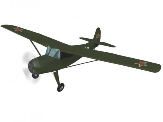 pilotage yak-12 - 000