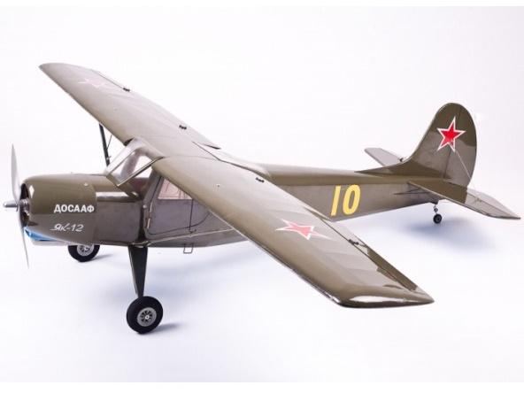 pilotage yak-12 - 001