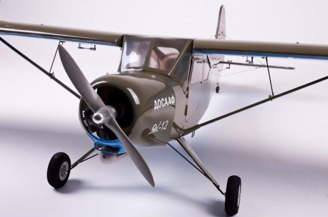 pilotage yak-12 – 003