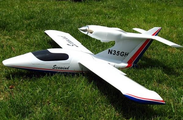 sea airplane 60 – 002