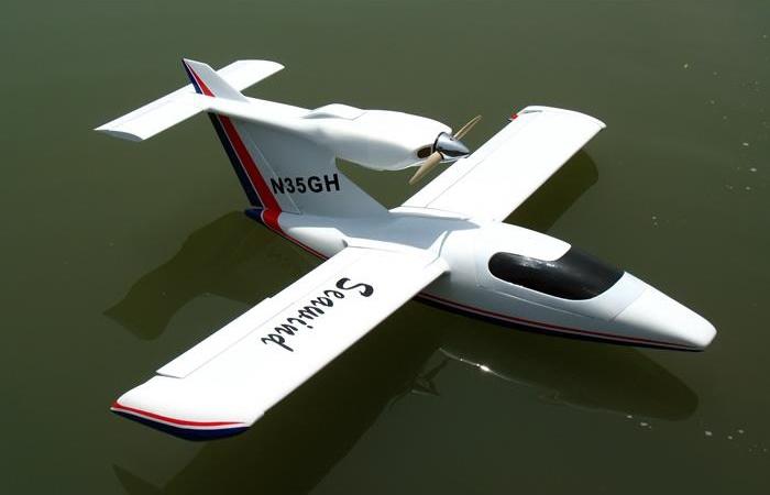 sea airplane 60 – 007