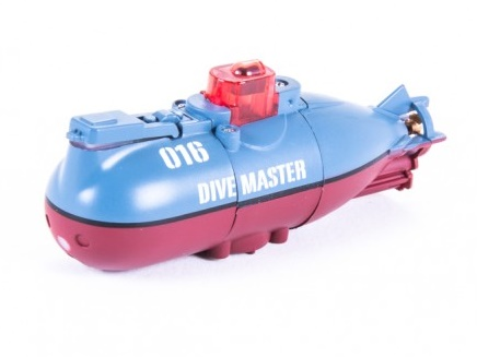 mini submarine - 001