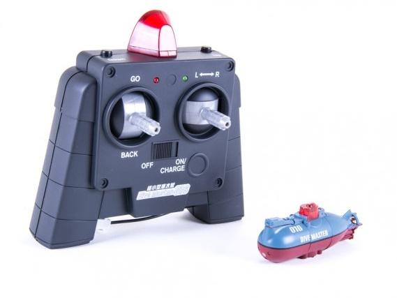 mini submarine – 002