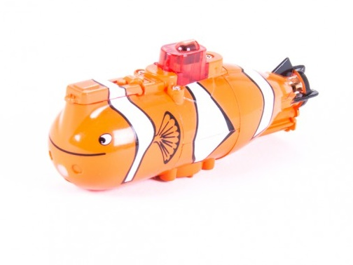 mini submarine nemo - 001