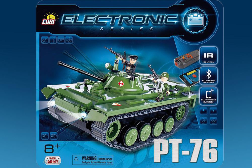 21906 PT-76 poprawiony – TANK FRONT – druk