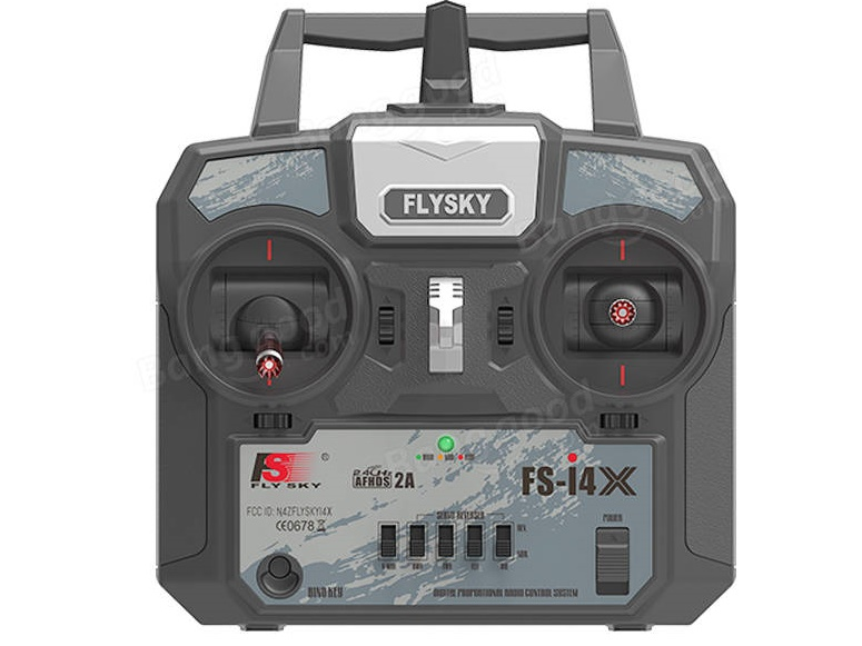 Flysky FS-I4X – 001