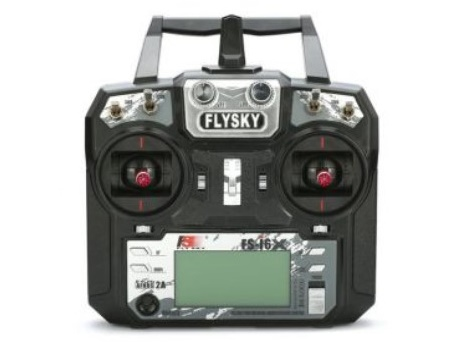 Flysky FS-i6X - 001