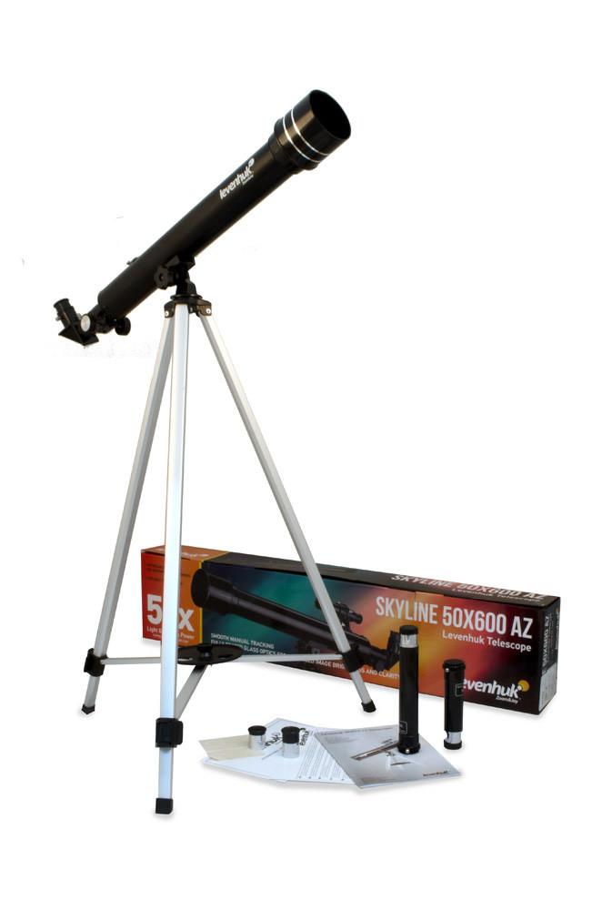 telescope-levenhuk-skyline-50x600az-dop6