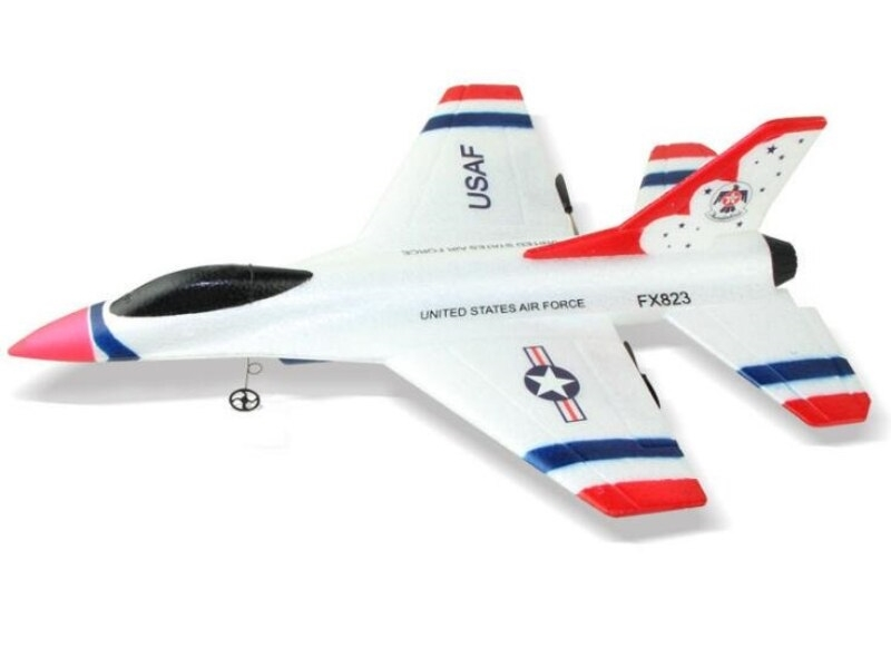 CTF F16 Thunderbirds FX-823 - 001