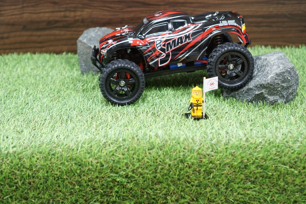 116 Remo Hobby SMAX Upgrade RED 3