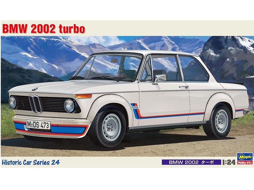 HC24 BMW 2002 turbo