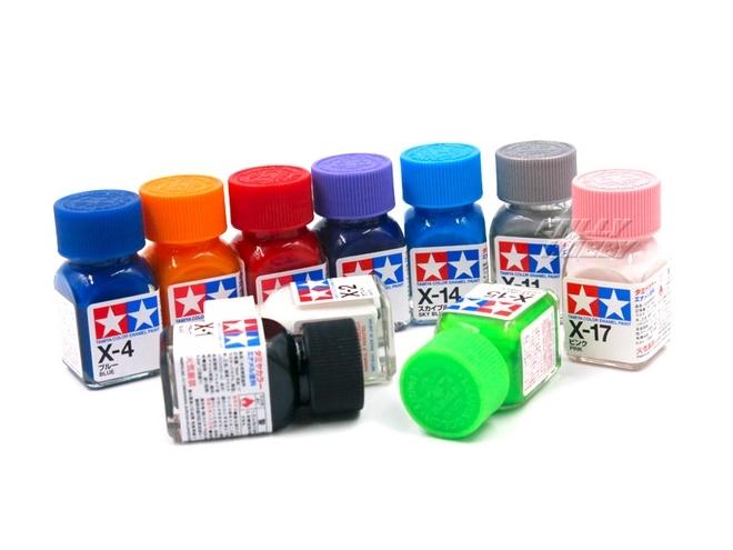 Краски, химия, эффекты