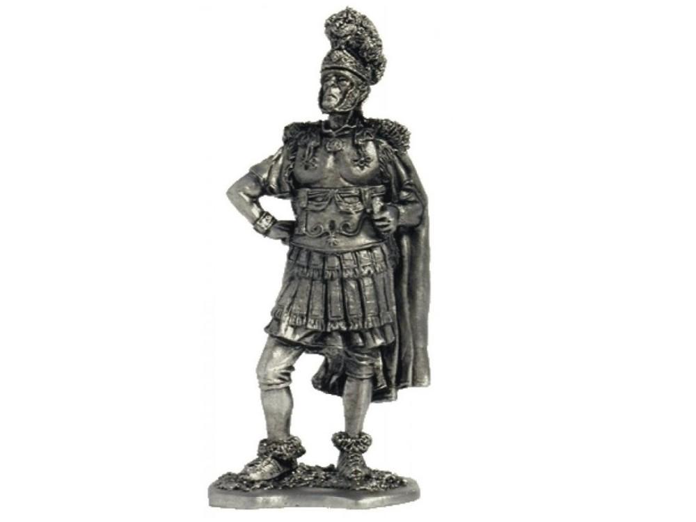 Фигура оловянная Командир второго легиона Августа, 1в н.э. A80
