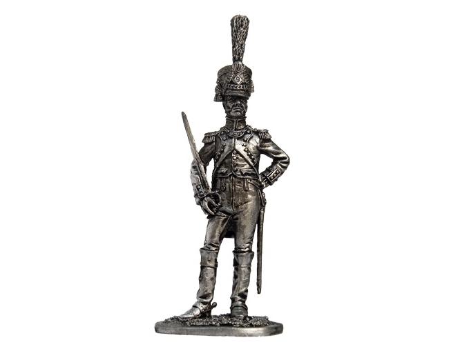 Фигура оловянная Офицер линейной пехоты, Франция 1809-13 N58