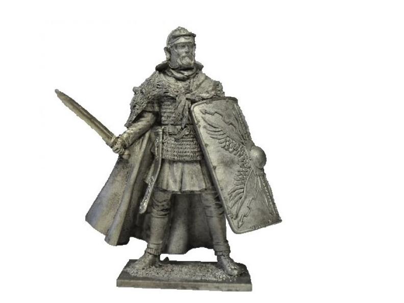 Фигура оловянная Римский легионер, 193-211 г. н.э. 54-11