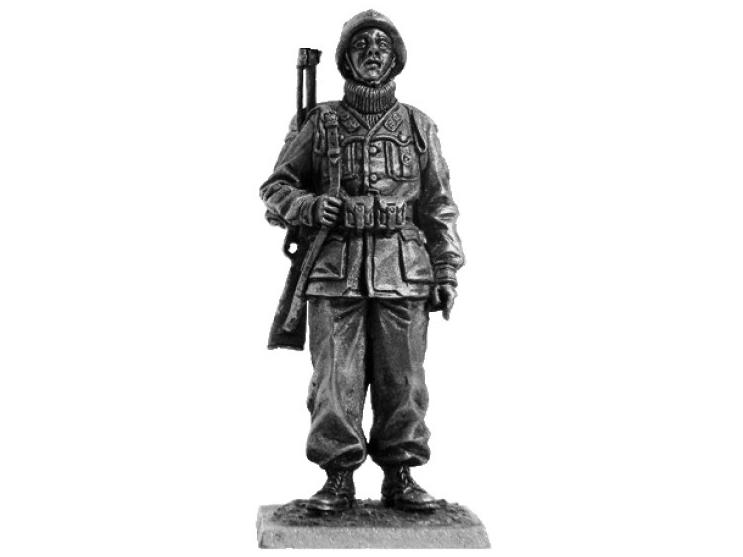 Фигура оловянная Сержант батальона X MAS, Италия 1943-45 Misc121