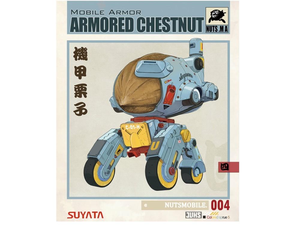 Mobile Armor-Armored Chestnut Т28BA-004