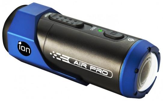 В продаже водонепроницаемая экшен камера iON Air Pro Plus