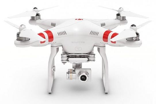 Квадрокоптер Phantom 2 Vision Plus от компании DJI v.3