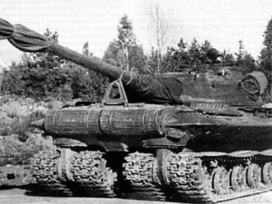 Объект 279. Танк апокалипсиса или немцы закончились?