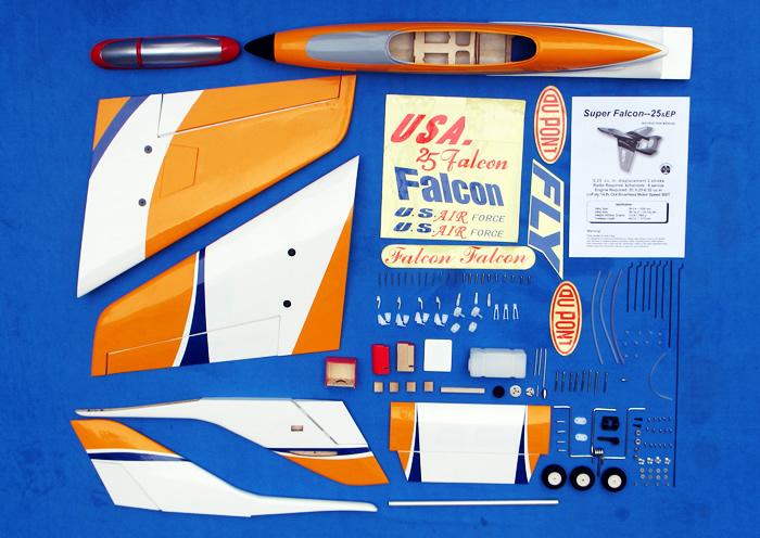 super falcon – 002