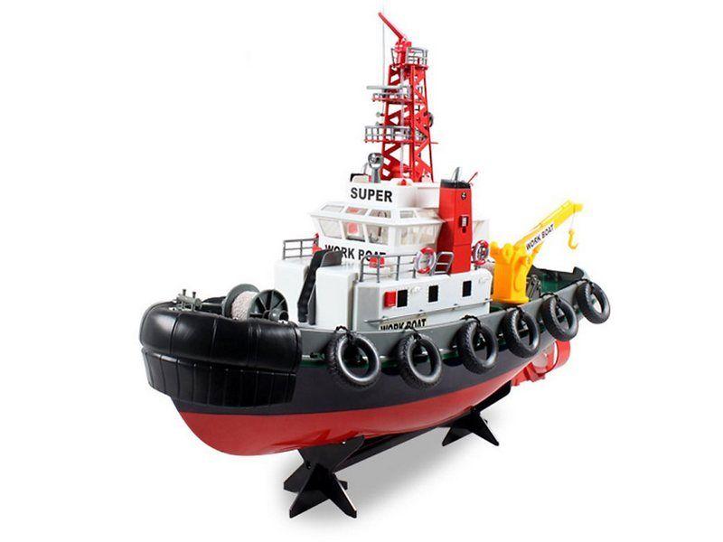 Seaport Work Boat - 001