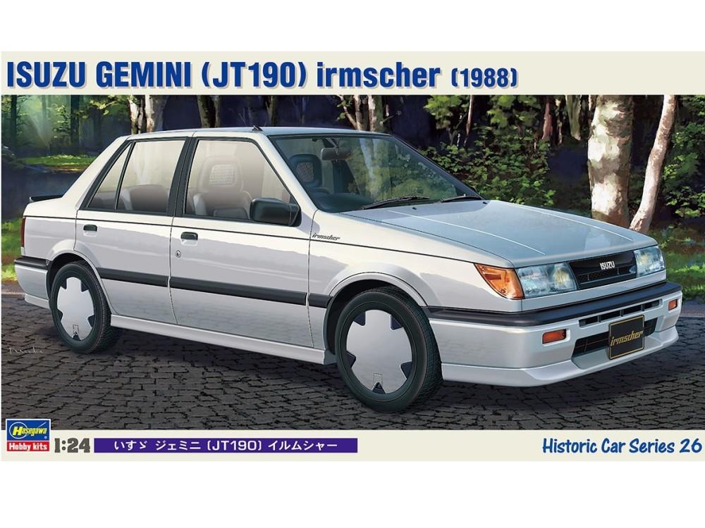 HC26 いすゞ ジェミニ (JT190) イルムシャー