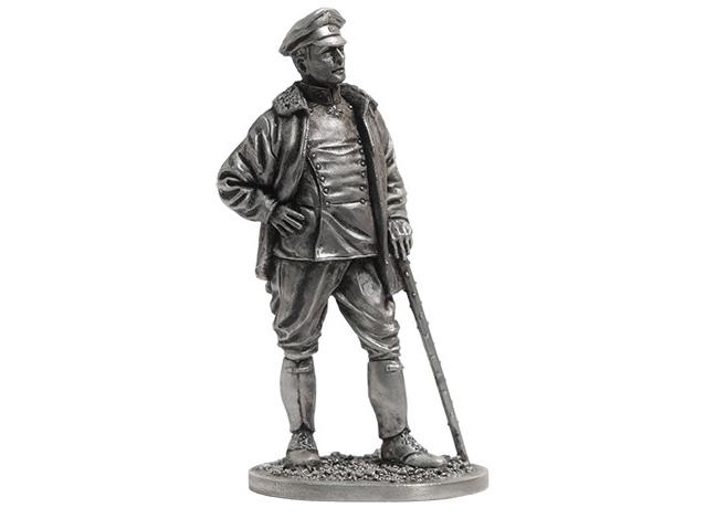 Фигура оловянная Манфред фон Рихтгофен, Германия 1917г. WWI-3