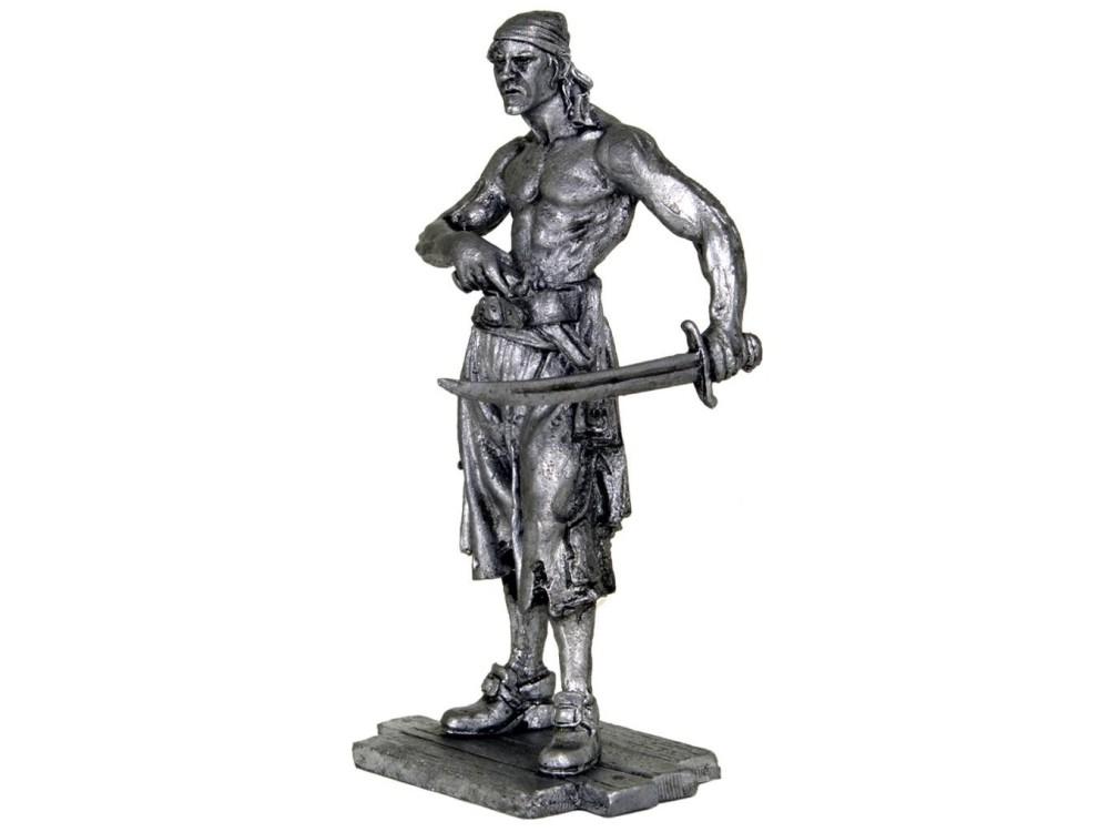 Фигура оловянная Пират 54-12